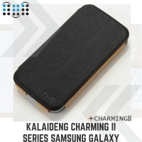 Kalaideng Charming Ii Series Samsung Galaxy Note 2 N7100 - Black