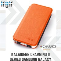Kalaideng Charming Ii Series Samsung Galaxy Note 2 N7100 - Orange