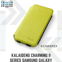 Kalaideng Charming Ii Series Samsung Galaxy Note 2 N7100 - Green
