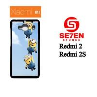 Casing HP Xiaomi Redmi 2, 2S Despicable Me Minions Custom Hardcase Cov