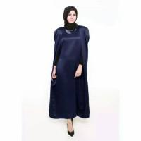 Jual SALE!! 55% MYBAMUS Baju Muslim Gallant Cape Kaftan Navy Murah