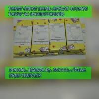 PAKET CEPAT HAMIL AFOLAT 400 MCG/PAKET 30HARI(FREE TESPACK