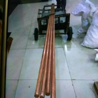 """Rod Grounding Tembaga 5/8"""" 3 meter per batang"""