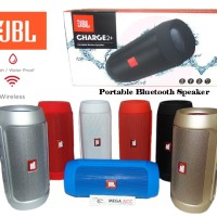 Jual JBL Charge 2+ Portable Bluetooth Speaker ( Splash Proof ) Murah