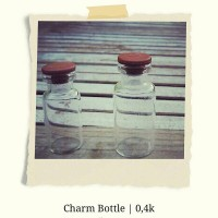 Jual Botol Mini / Botol Charm / Botol Tester Parfume l Tutup Karet GROSIR Murah