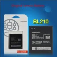 Baterai Lenovo S820 A656 A658T BL210 Batre Original Battery Batrei