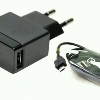 Charger Casan Sony Xperia EP880 Original Kabel Data Adapter Quick
