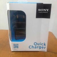 Quick Charger Casan Sony Xperia EP881 Original Adapter Kabel Data