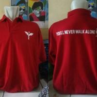 kaos kerah/baju/polo shirt LIVERPOOL