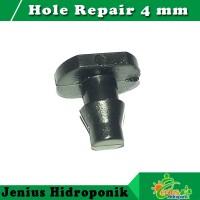End Cap. End Plug Selang PE 7 mm, Repair Plug, Penutup Lubang 4 mm