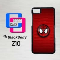 Casing Hp Blackberry Z10 Spongebob Superman X4505