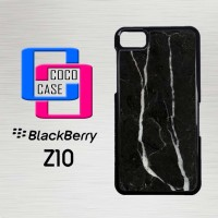 Casing Hp Blackberry Z10 Classy Black Marble X4133