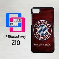 Casing Hp Blackberry Z10 Bayern Munich X4249