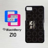 Casing Hp Blackberry Z10 coach bag X4423