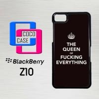 Casing Hp Blackberry Z10 Quote Disney Frozen Olaf X4691
