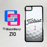 Casing Hp Blackberry Z10 Titleist Golf Ball X4368
