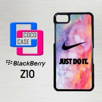 Casing Hp Blackberry Z10 Just do it X4586