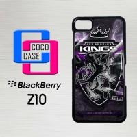 Casing Hp Blackberry Z10 Los Angeles Kings X4223