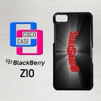 Casing Hp Blackberry Z10 Ohio State Buckeyes  X4453