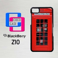 Casing Hp Blackberry Z10 Territorio Pokémon X4686