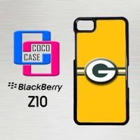 Casing Hp Blackberry Z10 Green Bay Packers X4450