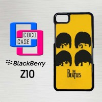 Casing Hp Blackberry Z10 The Beatles X4333