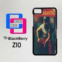 Casing Hp Blackberry Z10 Logic Bobby Tarantino X4222