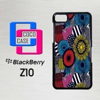Casing Hp Blackberry Z10 Mercy Overwatch X4510