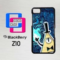 Casing Hp Blackberry Z10 Gravity Falls Bill Cipher  X4424