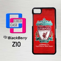 Casing Hp Blackberry Z10 Liverpool Wallpaper X4593