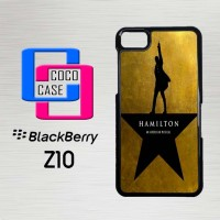 Casing Hp Blackberry Z10 Hamilton Broadway X4362