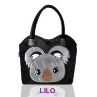 Tas Cewek Tote Bag Lilo Gambar Koala Lucu