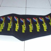 jok motor set modifikasi thailok drag/slim/ambless bahan kamvas bordi
