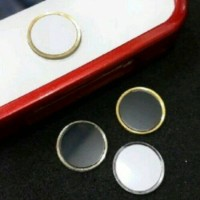 HOMEBUTTON IPHONE 4/4s/5/5G/5s/6/6+/7/7+ LIST SILVER