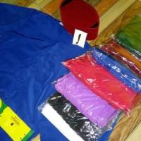 Stelan LENGKAP Baju Pangsi Betawi Palang Pintu Baju Si Pitung Jampang
