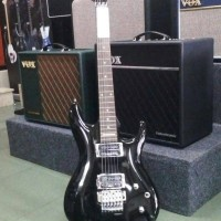 Gitar Ibanez JS100-BK (Made in Indonesia)