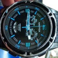 jam tangan nautica crono ori