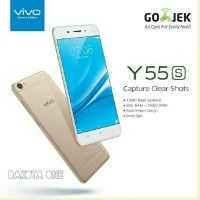 HP VIVO Y55S NEW 4G LTE RAM 2GB/16GB GARANSI RESMI VIVO INDONESIA 1THN