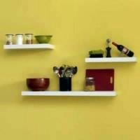 Jual 1Set @3pcs Ambalan / Rak Dinding / Floating Shelf Murah