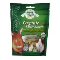 Oxbow Organic Barley Biscuit 2.66Oz