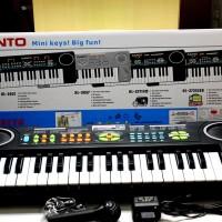 Jual Keyboard-Piano Anak CANTO HL 3778FM Electric Piano Murah