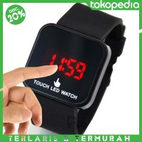 LED Touch Watch