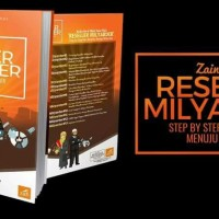 Buku Reseller Milyarder || Zain Fikri || kode FF 001
