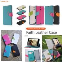 Baseus Faith Leather Case for Sony Xperia ZR / M36H