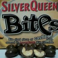 Jual Silverqueen Bites mede 500gr Murah