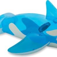 Pelampung Anak Paus Biru Lil Whale Pool Ride-On INTEX 58523