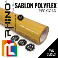 POLYFLEX KOREA RHINO RP16 PVC GOLD