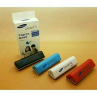 POWER BANK MINI SEGI TIGA TEMPEL / POWERBANK SAMSUNG GALAXY S / CANDY