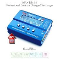 Original SkyRC iMax B6 Mini Charger LCD LiPo Battery RC