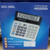 KALKULATOR Citizen 868L Original